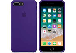 APPLE Silikonskal till iPhone 8 Plus – Ultraviolett