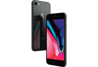 apple iphone 8 smartphone 64 gb space grey kaufen saturn. Black Bedroom Furniture Sets. Home Design Ideas