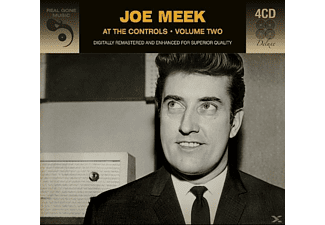 Joe Meek - Joe Meek At The Controls 2 - (CD)