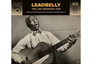Leadbelly - The Last Session - (CD)