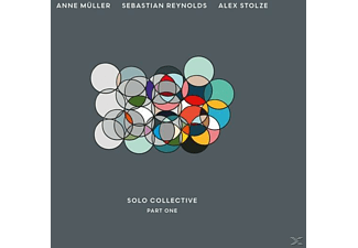 Stolze/Reynolds/Müller - Solo Collective-Part One - (Vinyl)
