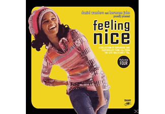 VARIOUS - Feeling Nice Vol.4 (2LP+MP3/Gatefold) - (LP + Download)