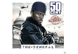 50 Cent, Dj Smoke - The General-50 Cent Mixtape - (CD)