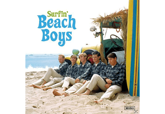 The Beach Boys - Surfin' - (Vinyl)