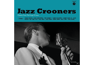 VARIOUS - Jazz Crooners - (Vinyl)