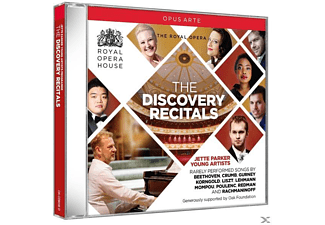 Diverse Klassik - The Discovery Recitals - (CD)