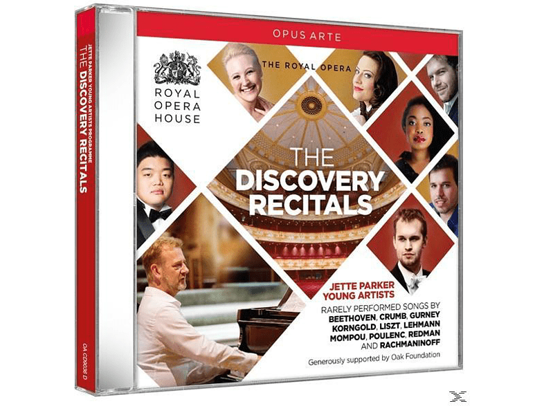 Diverse Klassik - The Discovery Recitals [CD]