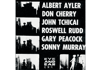 Albert Ayler, Don Cherry, John Tchicai, Roswell Rudd, Gary Peacock, Sunny Murray - New York Eye And Ear Control - (Vinyl)