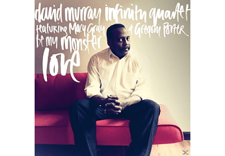 David Murray - Be My Monster Love - (CD)