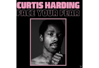 Curtis Harding - Face Your Fear-Limited Edition - (LP + Download)