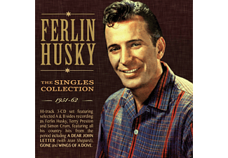 Ferlin Husky - The Singles Collection 1951-62 - (CD)
