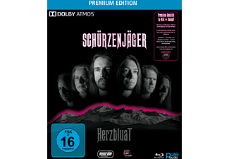 Schürzenjäger - Herzbluat  (+4 Video Clips) - (Blu-ray Audio)