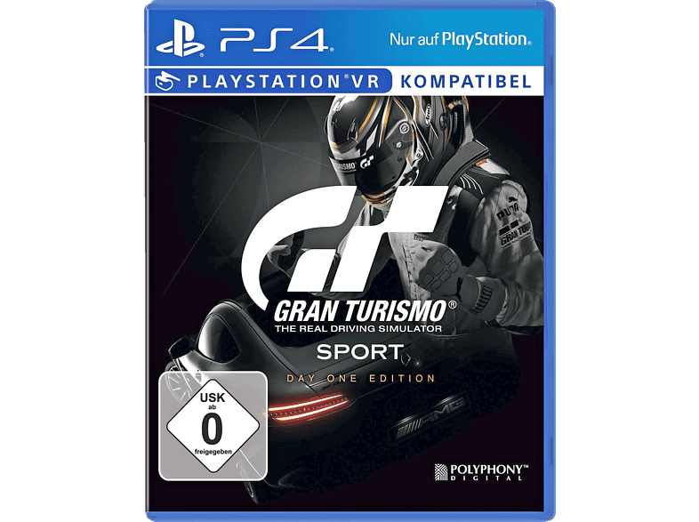 Velsete Gran Turismo Sport Day 1 Edition [PlayStation 4] PlayStation 4 HC-43