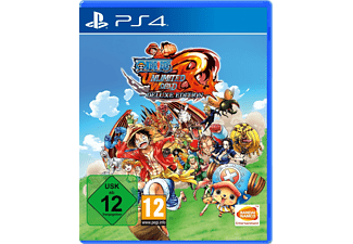 PS4 One Piece Unlimited World Red - Deluxe Edition - PlayStation 4