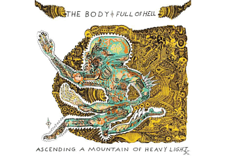 The Body & Full Of Hell - Ascending A Mountain Of Heavy Light - (CD)