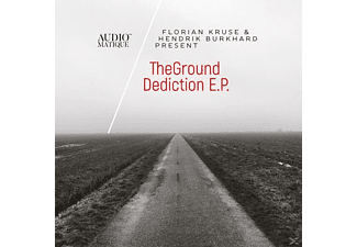 The Ground, Florian Kruse, Hendrik Burkhard - Dediction E.P. - (Vinyl)