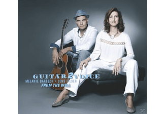 Guitar2voice - From The Well - (CD)