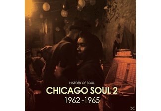 VARIOUS - Chicago Soul Volume Two (1962-1965) - (CD)