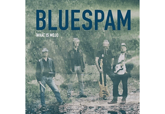 Bluespam - What Is Mojo - (CD)