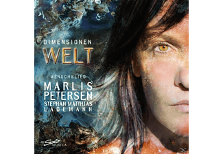 Marlis Petersen, Stephan Matthias Lademann - Dimension-A Triology: I.World - (CD)
