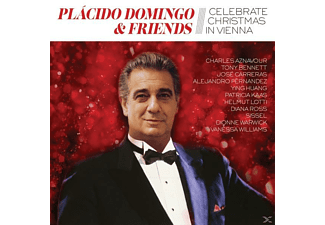Plácido Domingo - Domingo & Friends Celebrate Christmas in Vienna - (CD)