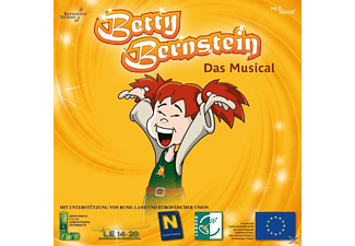 VARIOUS - Betty Bernstein-Das Musical - (CD)