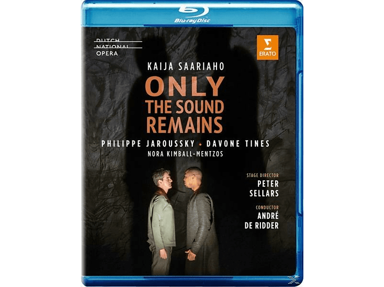 Philippe Jaroussky, Davone Tines - Only The Sound Remains [Blu-ray]