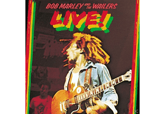 Bob Marley, The Wailers - Live! (2CD Deluxe Edition) - (CD)