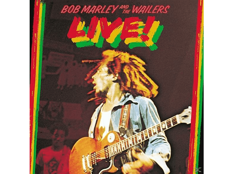 Bob Marley, The Wailers - Live! (2CD Deluxe Edition) [CD]