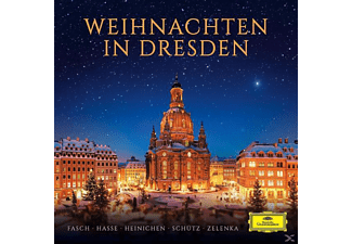 Thomas Quasthoff, Dresdner Kreuzchor, Musica Antiqua Köln, Staatskapelle Dresden, The English Concert, Camerata Bern - Weihnachten In Dresden - (CD)