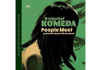 Krzysztof Komeda - People Meet And Sweet Music Fills The Heart - (CD)