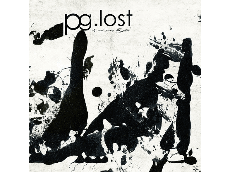 PG.LOST - It's Not Me,It's You! [LP + Download]