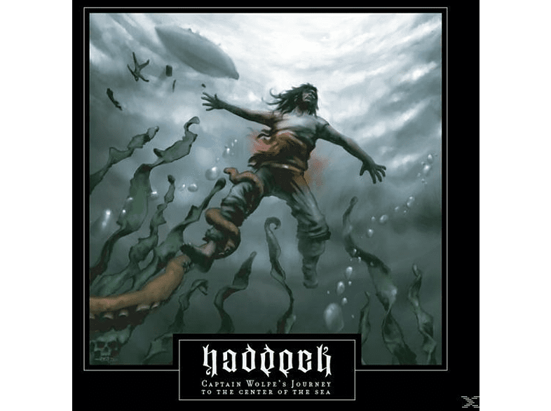 Haddock - Captain Wolfe's Journey To The Center Of The Sea [Vinyl]