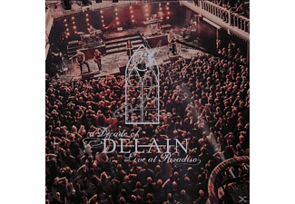 Delain - A Decade Of Delain-Live At Paradiso (2CD+BR+DVD) - (CD + Blu-ray + DVD)