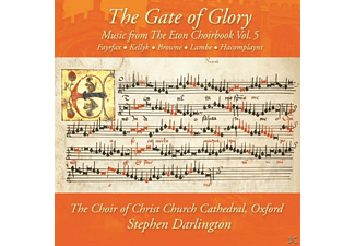Stephen Darlington, Christ Church Cathedral Choir - Music From The Eton Choirbook,Vol.5 - (CD)