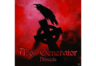 Mos Generator - Nomads (180 Gr./Orange Colored) - (Vinyl)