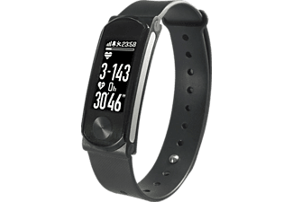 SWISSTONE  SW 360 HR, Activity Tracker, 250 mm, Schwarz