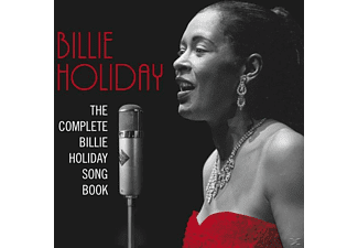 Billie Holiday - The Complete Billie Holiday Song Book - (CD)
