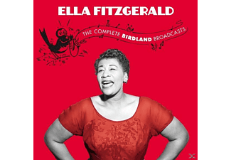 Ella Fitzgerald - The Complete Birdland Broadcast - (CD)