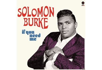 Solomon Burke - IF YOU NEED ME -BONUS TR- - (Vinyl)