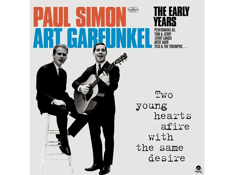 Paul & Art Garfunk Simon - Two Young Hearts Afire With The Same Desire (Ltd. [Vinyl]