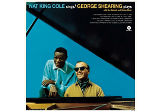 Nat King Cole - Nat King Cole Sings/George Shearing Plays (Ltd. - (Vinyl)