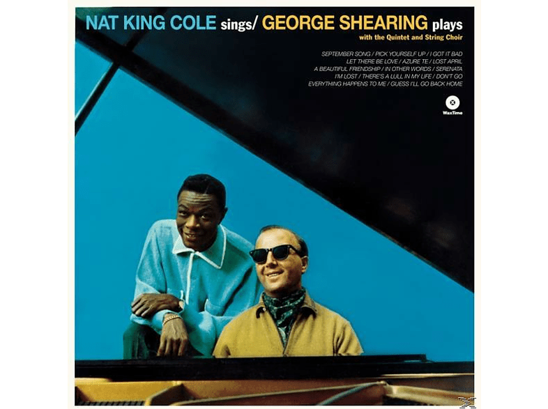 Nat King Cole - Nat King Cole Sings/George Shearing Plays (Ltd. [Vinyl]