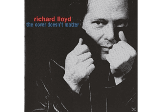 Richard Lloyd - Cover Doesn't Matter - (CD)
