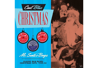 VARIOUS - Mr.Santa's Boogie - (CD)