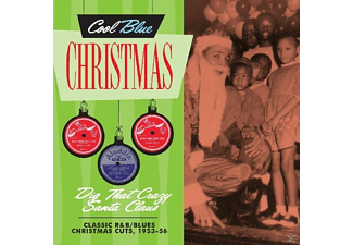 VARIOUS - Dig That Crazy Santa Claus - (CD)