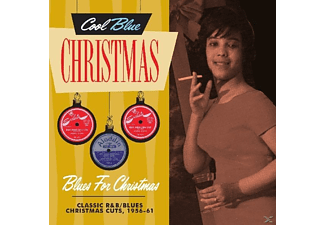 VARIOUS - Blues For Christmas - (CD)