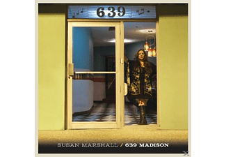 Susan Marshall - 639 Madison - (CD)