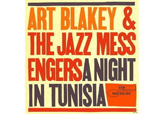 Art Blakey & The Jazz Messengers - A Night In Tunisia - (Vinyl)
