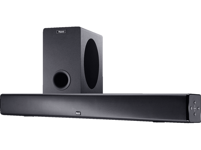 MAGNAT SBW 250, Smart Soundbar, Schwarz